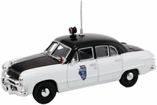 First Response 1/43 1950 Ford Illinois State Police - Great Vintage Cruiser!