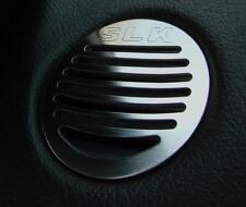 Mercedes 2 Defrosterdüsen mit Zierblende Gitter SLK32 170 R170 FL 230 320 AMG