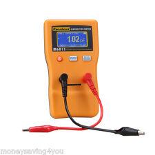 M6013 Digital LCD Capacitor Capacitance Meter Tester 470mF/470000uF Auto Range
