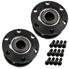 1 Pair Free Wheel Hub Lock Kit para Isuzu Pick-Up D-Max 2005-up 8-97113446-PT