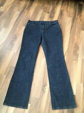 Women's Not Your Daughters Bootcut Jeans Size 32x32 Dark Wash