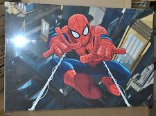 Spider-man Framed Canvas Art Work / Marvel / Ultimate Spider-man / Avengers