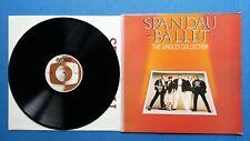 471 LP 33 GIRI - SPANDAU BALLET  THE SINGLES COLLECTION - GLOBO ottimo-buono