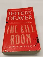 The Kill Room by Jeffery Deaver (Paperback / softback, 2014) Free Shipping