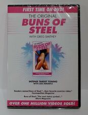The Original Buns of Steel  DVD Greg Smithey Great Buns Lower Body Workout New