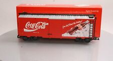 LGB 4391 Coca Cola Coke Can't Beat The Real Thing Boxcar - Europe Only EX/Box