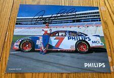 Geoff Bodine Postcards - Geoff Bodine - Nascar Postcards-Spencer Speedway