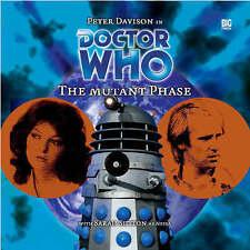 The Mutant Phase by Nicholas Briggs (CD-Audio, 2000)