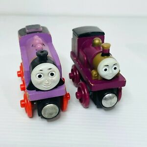 Thomas  & Friends / the Tank Engine X 2: ROSIE and LADY for Wooden Railways