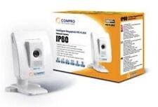 Compro IP60W Intelligent HD H.264 Network Wireless & Wired Megapixel Camera