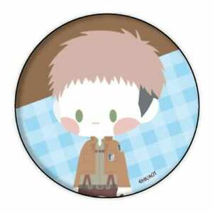 SQUARE ENIX Attack on Titan Jean Kirstein 2in toy Pin Metal Square Can badge 50