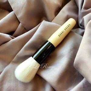 """BOBBI BROWN face blender powder blush bronzer makeup brush 4"""" NEW travel size"""
