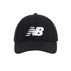 New Balance Team Cap Black MH934307
