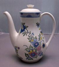 Vintage Royal Doulton Coniston Coffee Pot or Chocolate Pot, H 5030, 1973