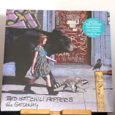 Red Hot Chili Peppers - The Getaway / Doppel-LP (9362-49201-1)