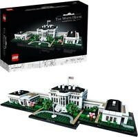 NEW LEGO Architecture White House 21054 JAPAN DHL F/S