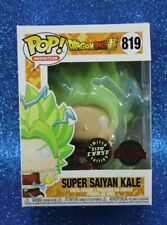 Funko Dragon Ball Z - Goku Super Saiyan Glow US Pop Vinyl Figure