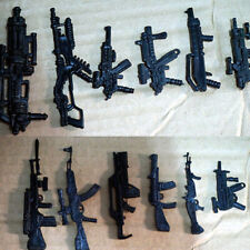 Lot 20pcs  Weapon  Gun Sword Accessories  For 3.75 Gi Joe Action Figure Rare Toy