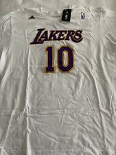 LA LAKERS STEVE NASH T SHIRT ADIDAS GO TO TEE NBA BASKETBALL SIZE XL LOS ANGELES