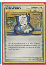 POKEGEAR HeartGold SoulSilver 96/123 POKEMON Trainer NM Español Entranador UNC