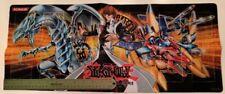 Konami Shonen Jump Yu Gi Oh Mat Trading Card game. Collectible 1996.  24in x10in