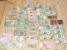 More details for job lot of uk & foreign currency notes various eras - 232