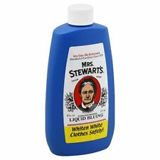 NEW Mrs. Stewarts Liquid Bluing 8.0 OZPack of 3 FREE SHIPPING