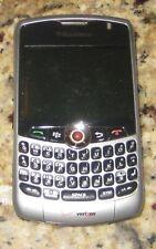 BlackBerry Curve 8330 - Silver (Verizon) Smartphone