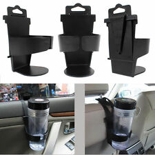 1x Universal Car Door & Seat Back Coffee Drink Mount Bottle Cup Holders Stand