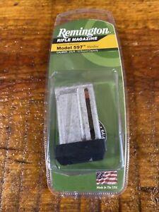 Remington Rifle Model 597 22 LR 10 Round Factory New Magazine Package.
