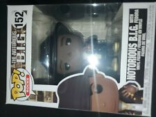 Funko Pop! Rocks The Notorious B.I.G. With Fedora #152