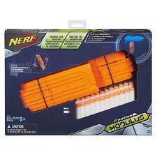 Kit Potenziamento Nerf Modulus ECS10 Caricatore Flip Clip 24 Dardi Riserva B1534