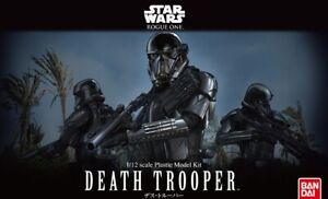 Bandai Star Wars 1/12 Death Trooper (New)