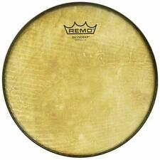 Remo 9 Inch Doumbek Head Skyndeep Clear Tone Fish Skin Graphic