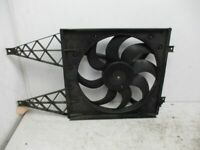 Radiator Fan Motor Cooler Shroud Fan Skoda Roomster (5J) 1.9 Tdi