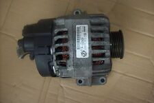 Fiat Punto Typ188 1,2i 16V 59 KW 80 PS Lichtmaschine Generator Denso 46542889