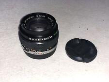 olympus om G Zuiko 50mm F/1,4 Bon Etat