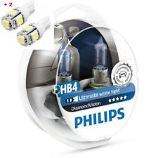 9006DVS2-LED-T10 Philips Diamond Vision HB4 Twin - 2 free LED T10/W5W