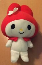 "Fiesta Hello Kitty My Melody Plush 10.5"""