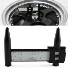 Rim Wheel Bolt Pattern Measuring Gauge Tool 4 5 6 8 Lug Car Truck Rims OEM Sizes