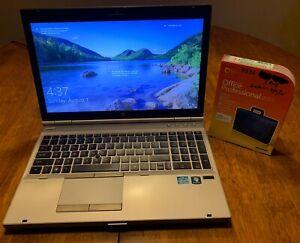 HP Elitebook 8560p Laptop