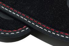 Fußmatten für Hyundai iX 35 Bj.2010 >Original Qualität Nubuk Doppelnaht 4.tlg