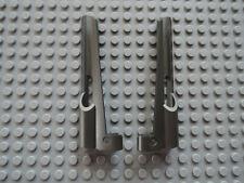 Lego 2 x Technic Verkleidung 32534 32535 Nr.7 + 8 perl dunkelgrau 8434 8473 8366