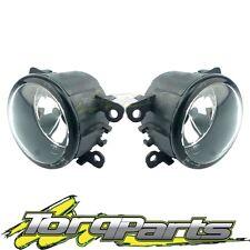 FOG LIGHTS PAIR SUIT HOLDEN COMMODORE VE STATESMAN WM SERIES 1 SS SSV V6 V8 LAMP