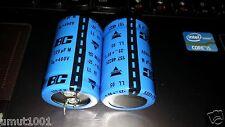 10pcs NEW 220UF 400V BC VISHAY 157  LONG LIFE HIEND TUBE AMP CAPS FOR AUDIO!!