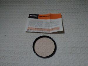 Genuine Pentax Branded 77mm Camera Lens SMC Skylight Filter