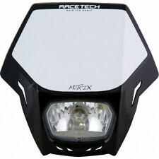 Race Tech Matrix Black Headlight Enduro Motorbike Motorcycle MASKNR00007