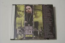 BIG MIKE - THE RULERS BACK 2K10 MIXTAPE PROMO CD (Jadakiss 50 Cent Kanye West)