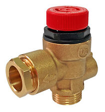 Worcester Bosch 87161424160 Spare Boiler Safety Pressure Relief Valve