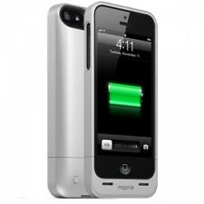 Genuine Mophie 1500mAh heliumn Pack Caricabatteria Power Case iPhone 5 5s & SE